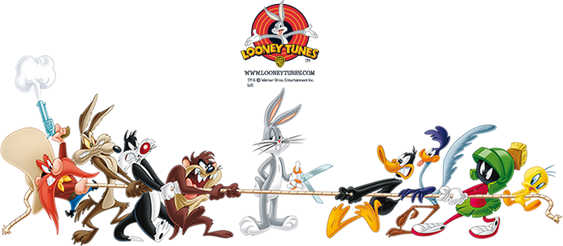 Estampas Looney Tunes