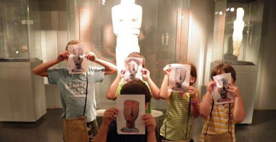 Summer Camp 2015 στο Mουσείο Κυκλαδικής Τέχνης - Τα 4 στοιχεία της φύσης