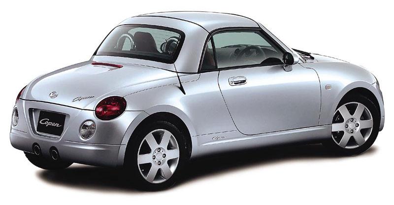 Kendall self drive: Daihatsu Copen Review