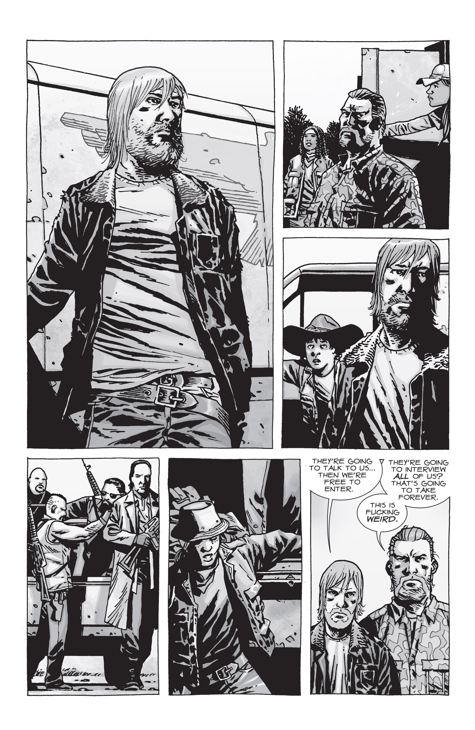 The Walking Dead 70 Page 3