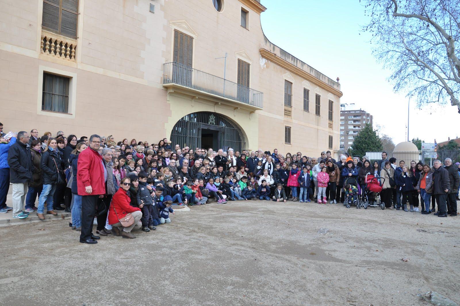 Peregrinació de la parròquia de sant Joan de Reus