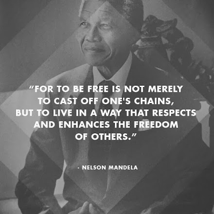 Rest in peace, Madiba (1918-2013)