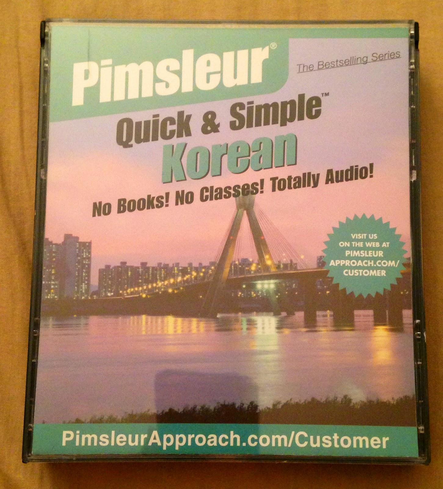 Korean Q & S Free Audio Download (Pimsleur) ~Share Please