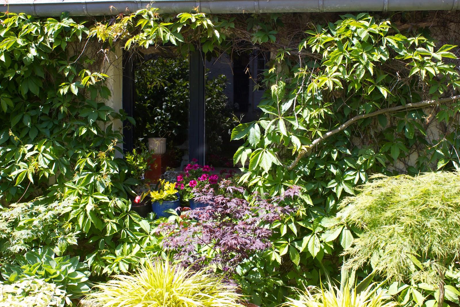 Les piqu s de la rose les jardins de ker louis - Jardins a l anglaise ...