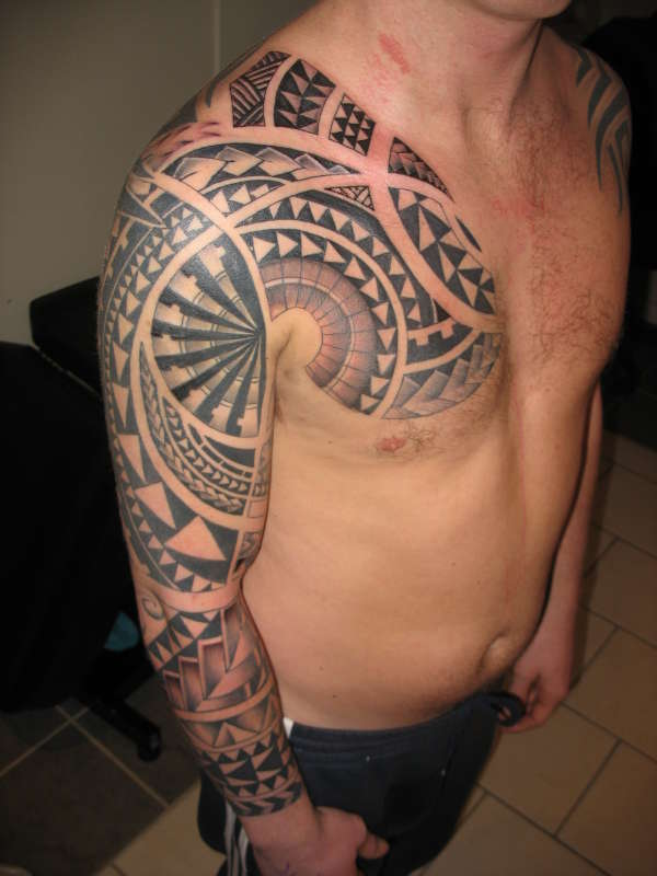 Tattoos Fonts Ideas Designs Pictures Images: Maori Tattoo Design Idea