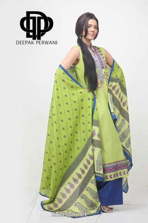 Deepak Perwani Spring/Summer Lawn Collection
