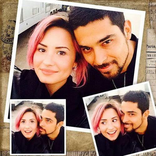Application in sight? Demi Lovato wants to marry Wilmer