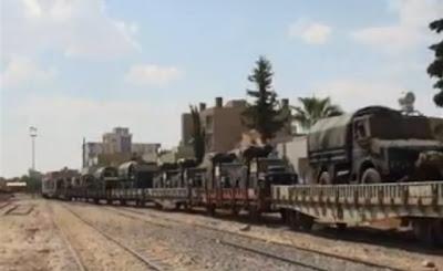 la proxima guerra turquia despliega militares frontera con siria zona norte dominada kurdos