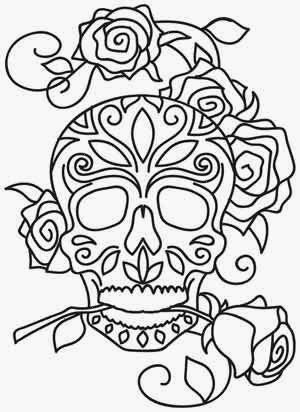 tattoos book 2510 free printable tattoo stencils skulls