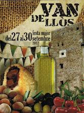 FESTA MAJOR DE VANDELLÒS - 2012