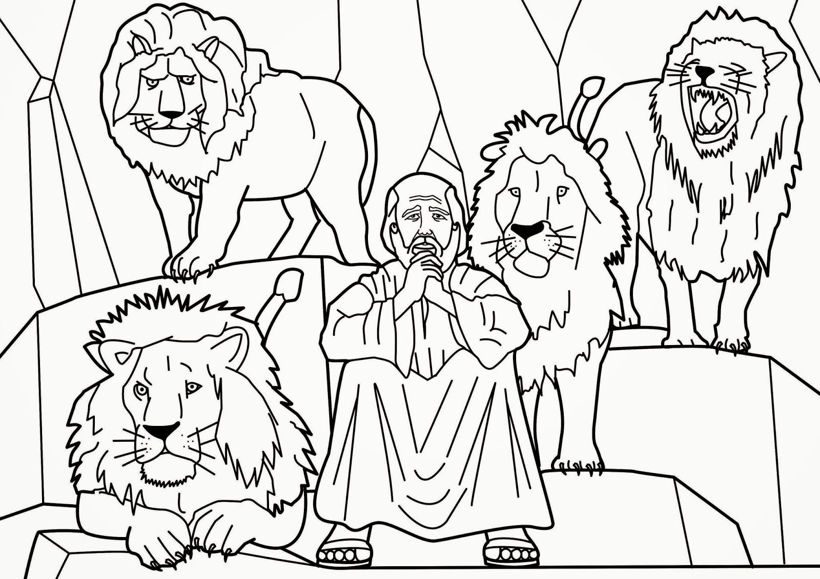 Lujo Libre De Historia Biblia Para Colorear Foto - Dibujos Para ...