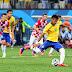 Brasil gana 3-1 a Croacia con doblete de Neymar en arranque del Mundial 2014.