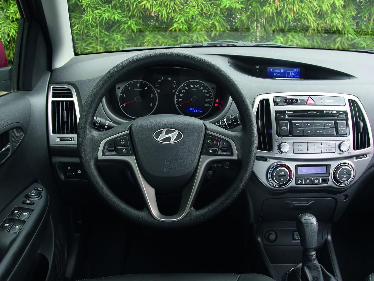 Farkl otomobiller hakk nda farkl testler ve yorumlar mant k evlili i hyundai i20 - Hyundai i20 interior ...
