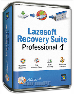 Lazesoft Recovery Suite Professional Serial