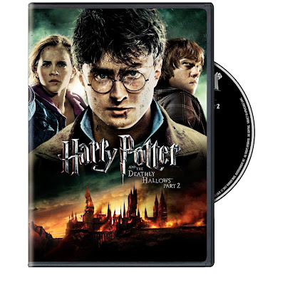 Harry Potter and the Deathly Hallows: Part 2 Blu-ray/DVD