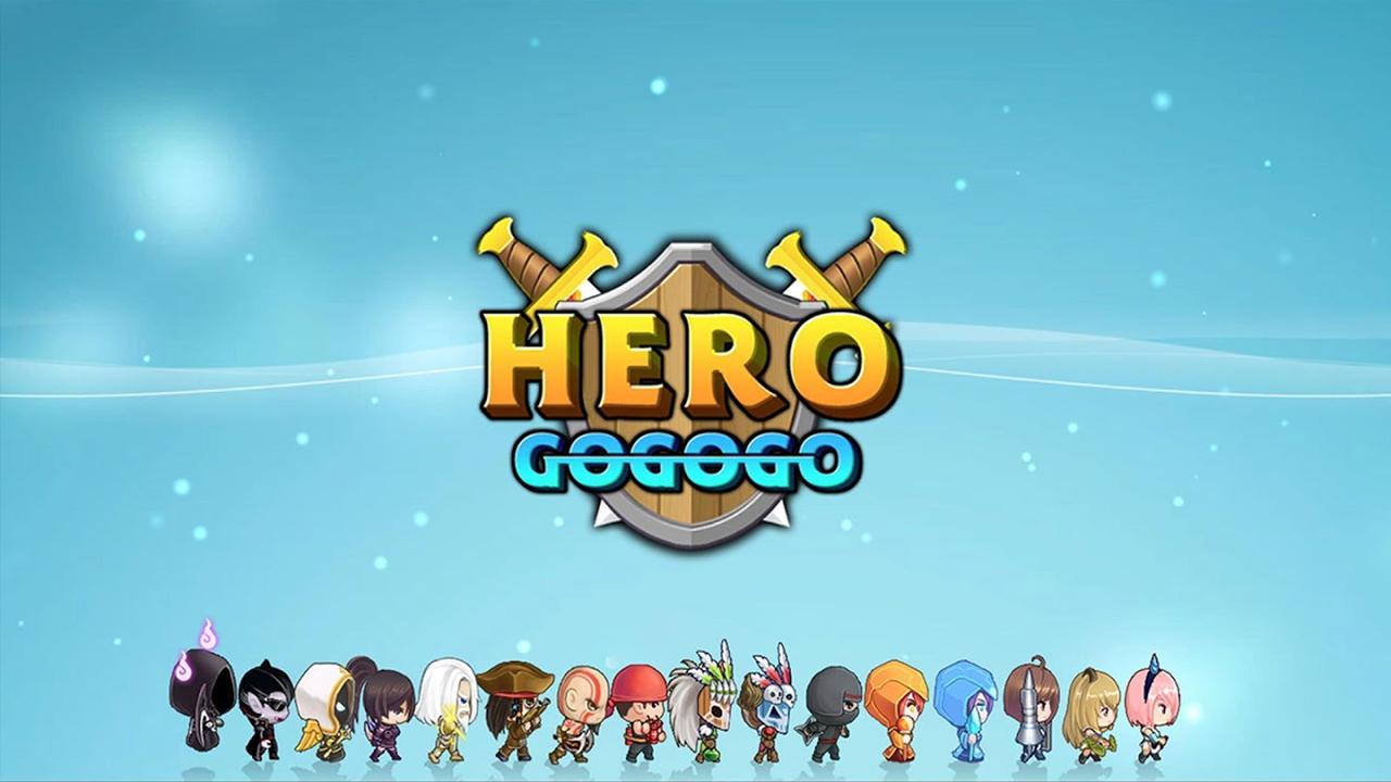 Hero GoGoGo Gameplay IOS / Android