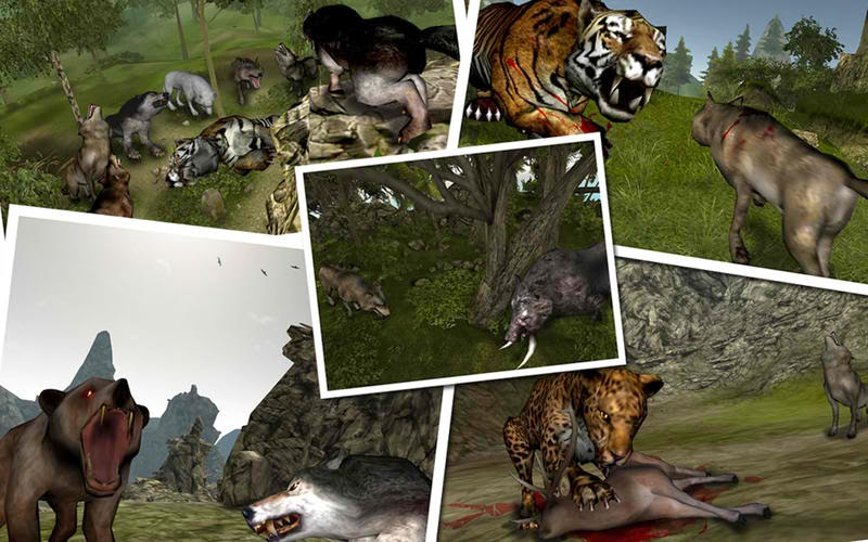Life Of Wolf 2014 v1.0 Apk