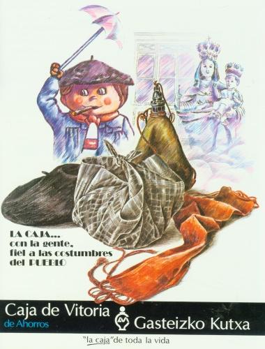 ANUNCIO CAJA DE VITORIA 1982