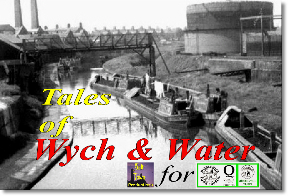 'TALES OF WYCH & WATER' CD (2009)