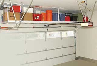 Overhead garage storage effective ways to maximize space for Maximize garage storage