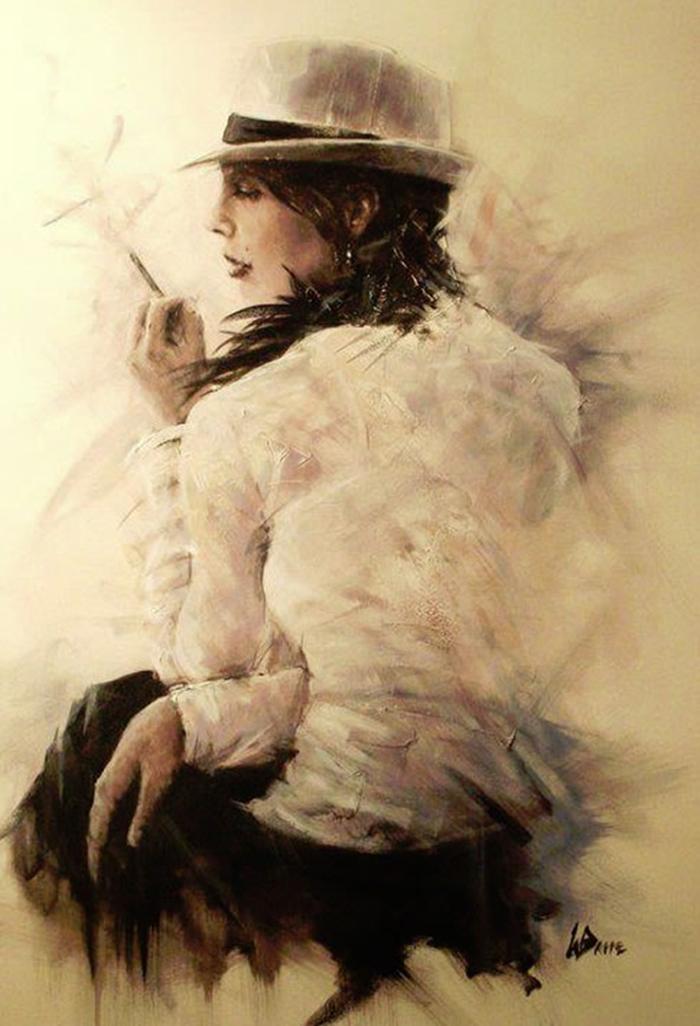 Rémi LaBarre 1977 | Canadian painter