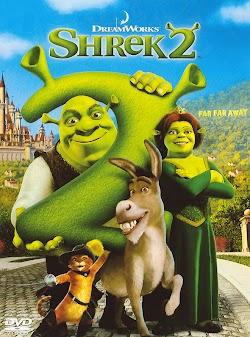 Gã Chằn Tinh Tốt Bụng 2 - Shrek 2 2004 (2004) Poster