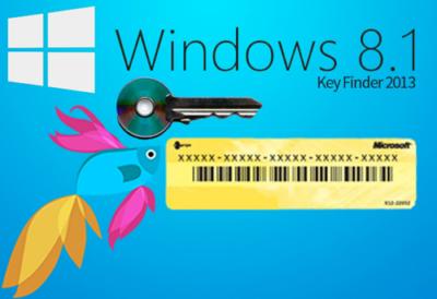 Microsoft Windows 8.1 Keygen / Product Key Finder