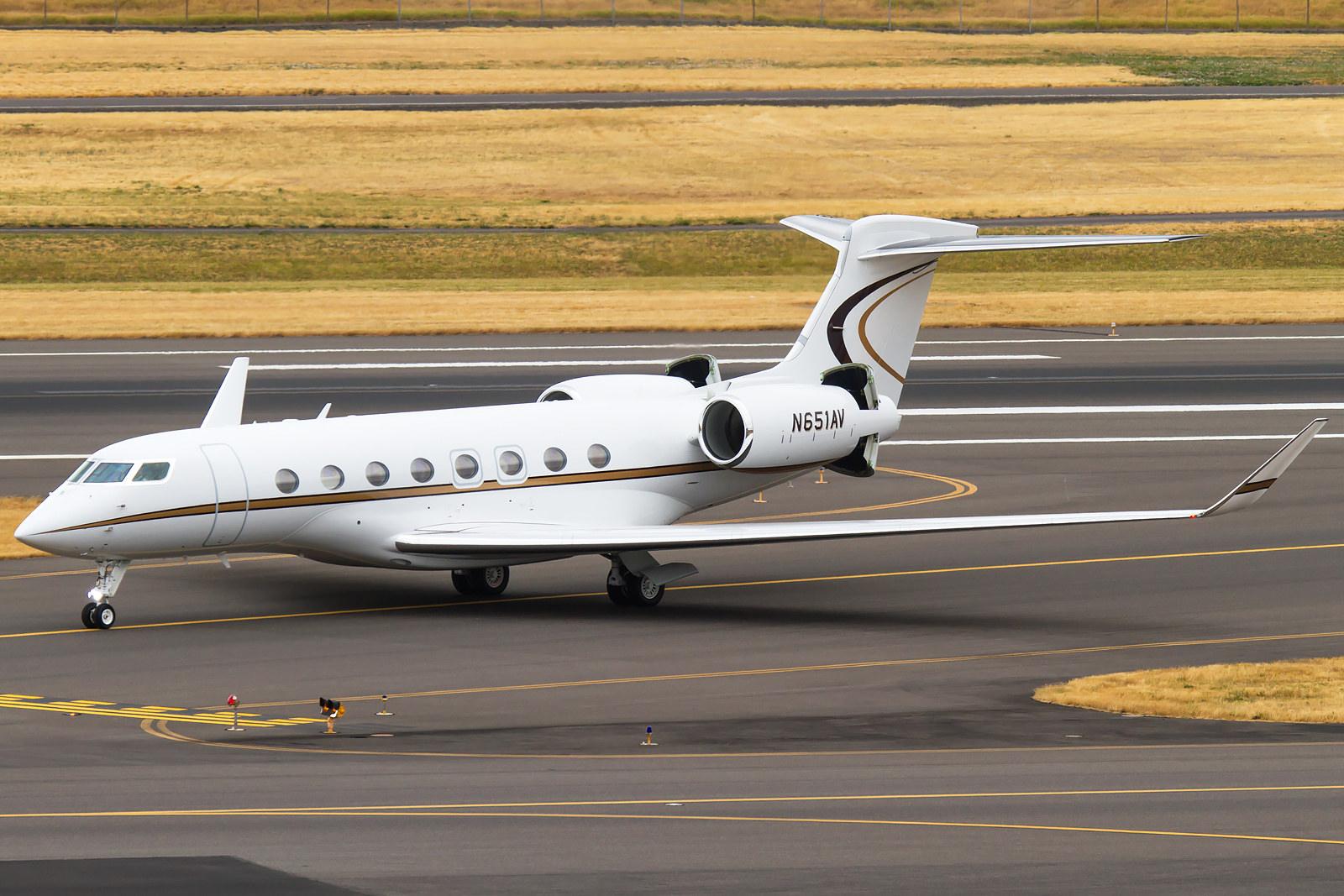 Gulfstream G650 For Sale >> GULFSTREAM G650 N651AV | Article - Thu 27 Aug 2015 06:00:00 PM UTC | airsoc.com.