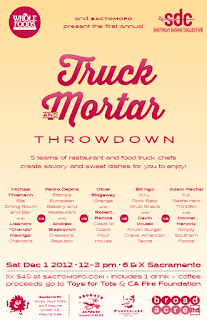 Event: Truck and Mortar Throwdown