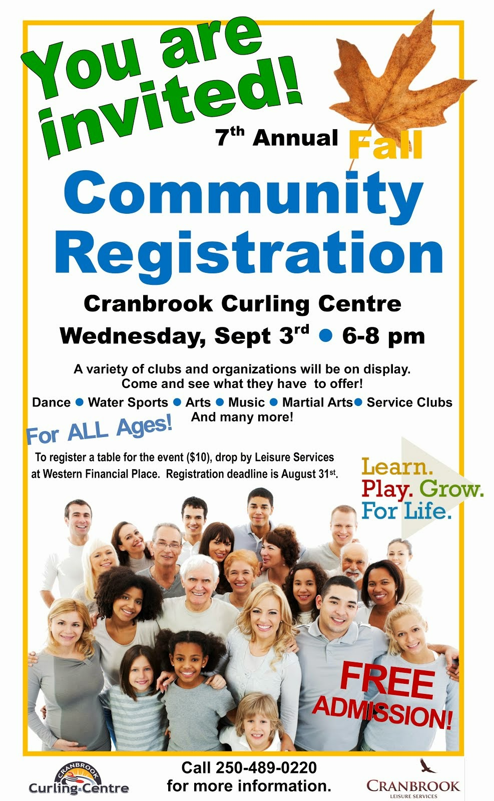 Community Registration