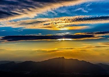 Vista panoràmica Mariola. Fotografia de Pere Espinosa