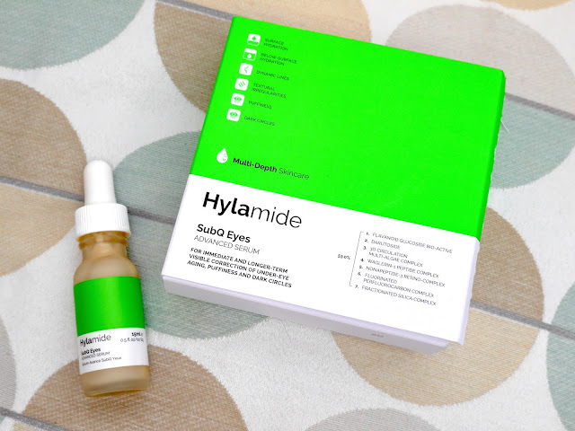 Deciem Hylamide Subq Eye serum review