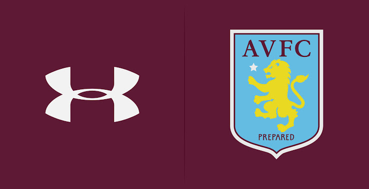 Aston Villa será vestido por Under Armour