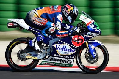 Hasil Lengkap Race Moto3 Misano, San Marino 2015