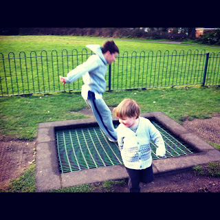 Kian and Isaac - Boing!!