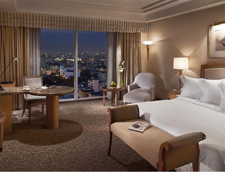 Go Philippines The Pan Pacific Manila One Of The Leading