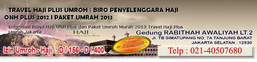 Travel Umroh Haji Baitussalam Jakarta Selatan