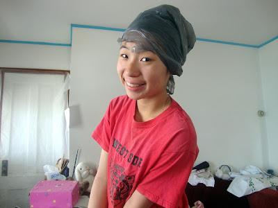 Asian Hair Dye