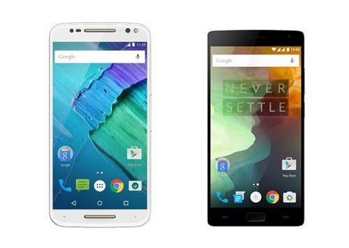 Pilih Motorola Moto X Style atau OnePlus 2?