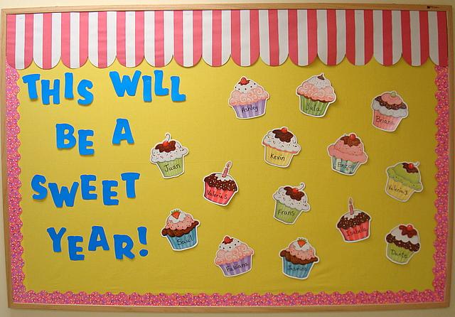 Miss Lovie: Ice Cream Bulletin Board and Ruffle Border ...