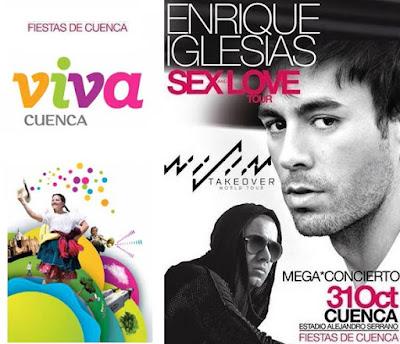 Programa completo fiestas de Cuenca 2015