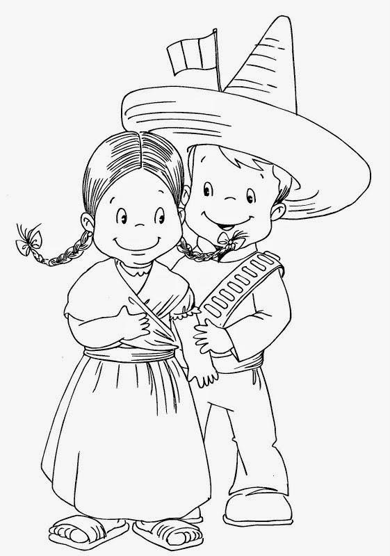 Imágenes para colorear , Revolución Mexicana , Recursos e información para docentes.