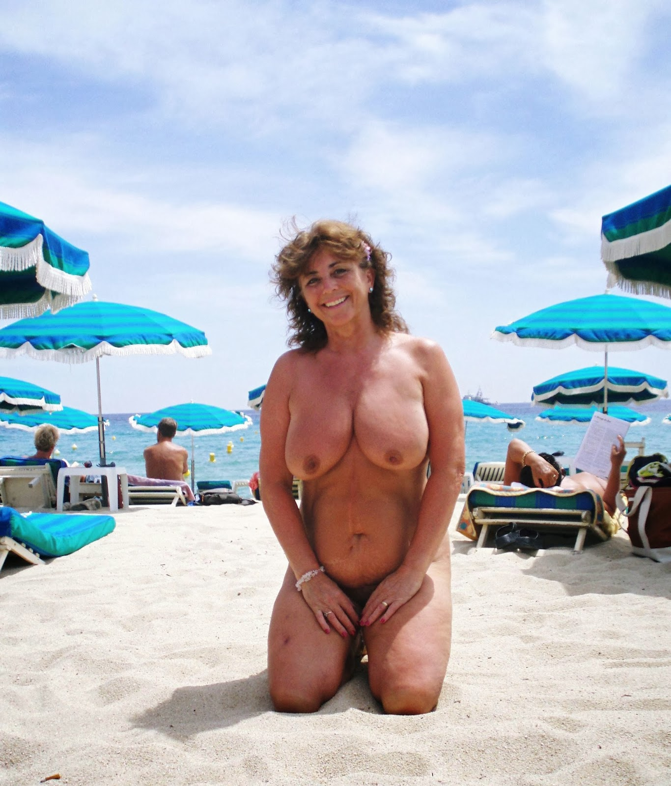 Nudist beaches in cannes