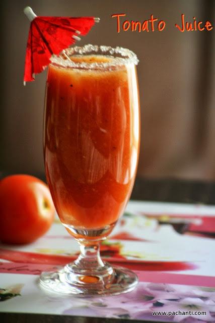 Timatar ka juice