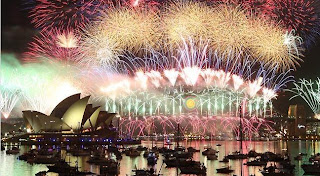 7 Pesta Perayaan Tahun Baru Paling Meriah di Dunia