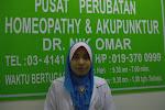 Pengurus Caw. Homeopathy Kuala Lumpur, No.12, Jln Genting Klang, Setapak 03-41417770