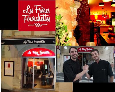 Image Restaurant Les Frères Fourchettes à Toulouse