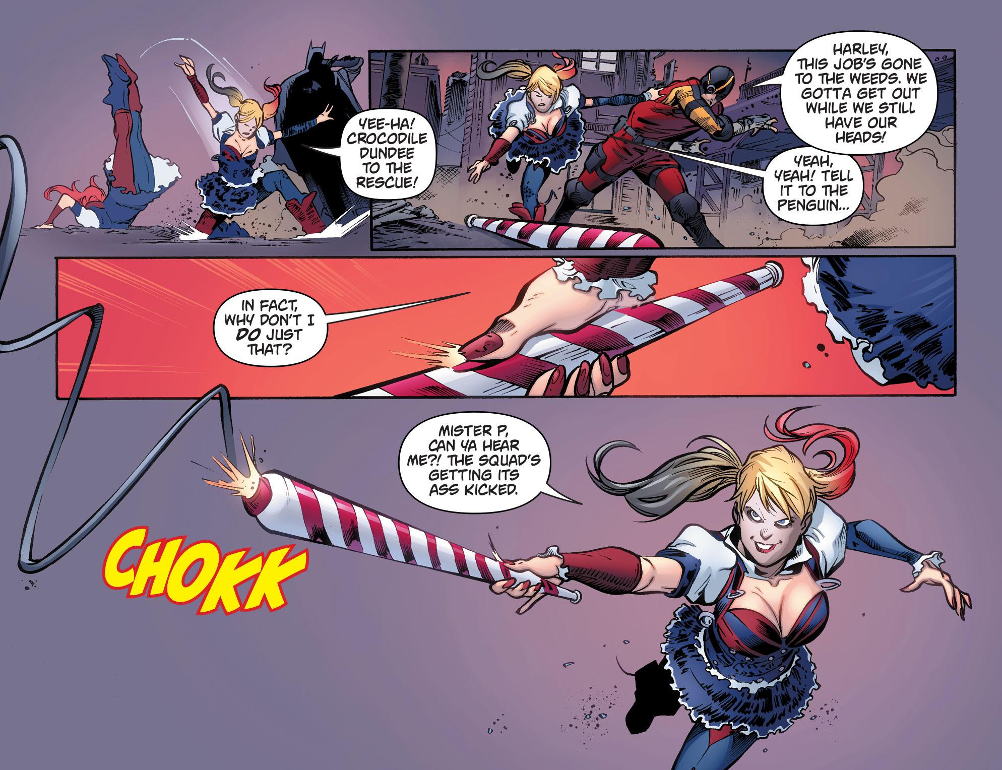 Batman: Arkham Knight [I] Issue #22 #24 - English 17