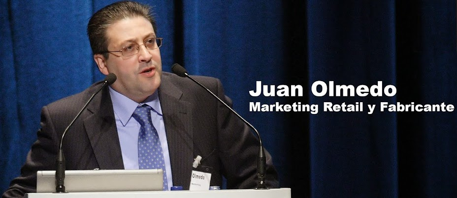 Juan Olmedo Marketing Retail y Fabricante