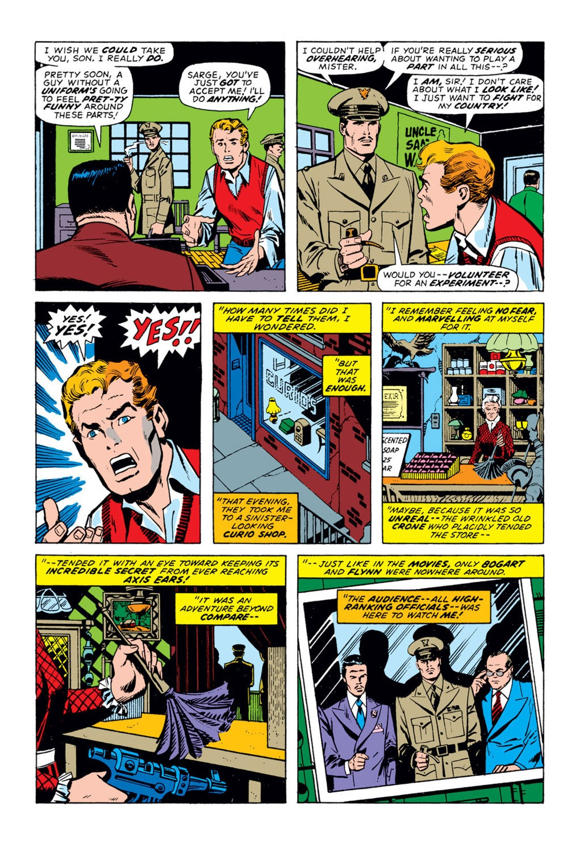 Captain America (1968) Issue #176 #90 - English 4